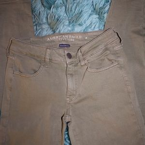 🍉AMERICAN EAGLE OUTFITTERS super strech x jegging